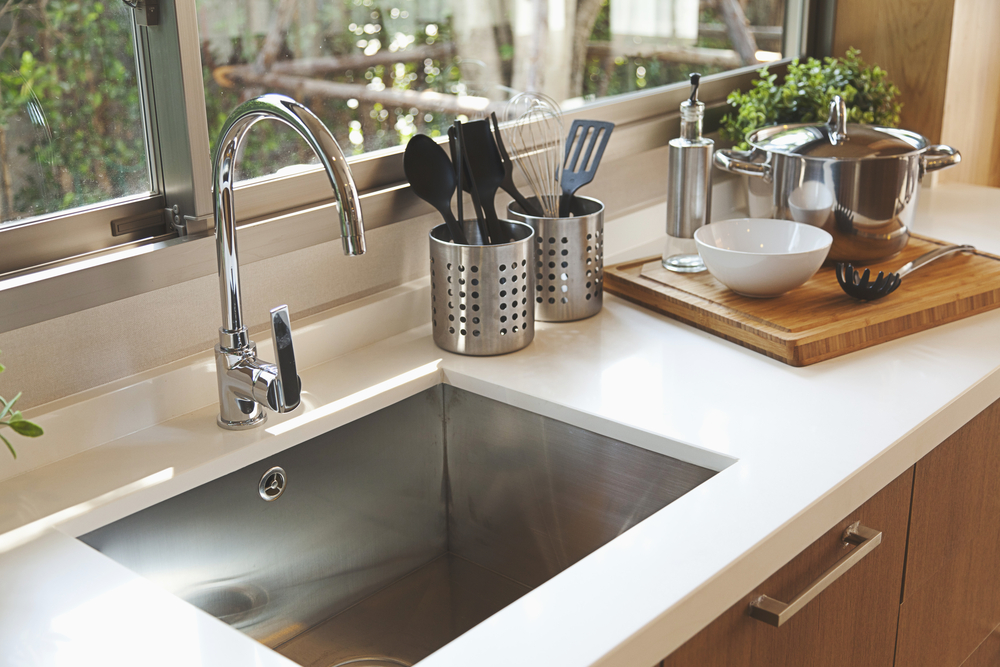 Kitchen Sink Drain Cleaning Services in Illinois