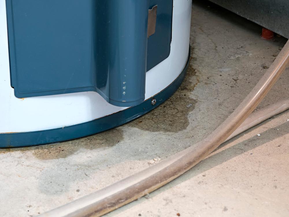 Water Heater Leak