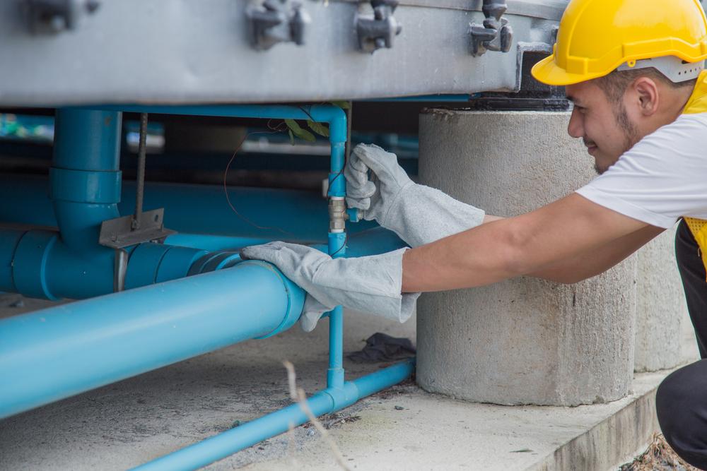 Commercial Water Line & Plumbing Repair in Downers Grove, Illinois