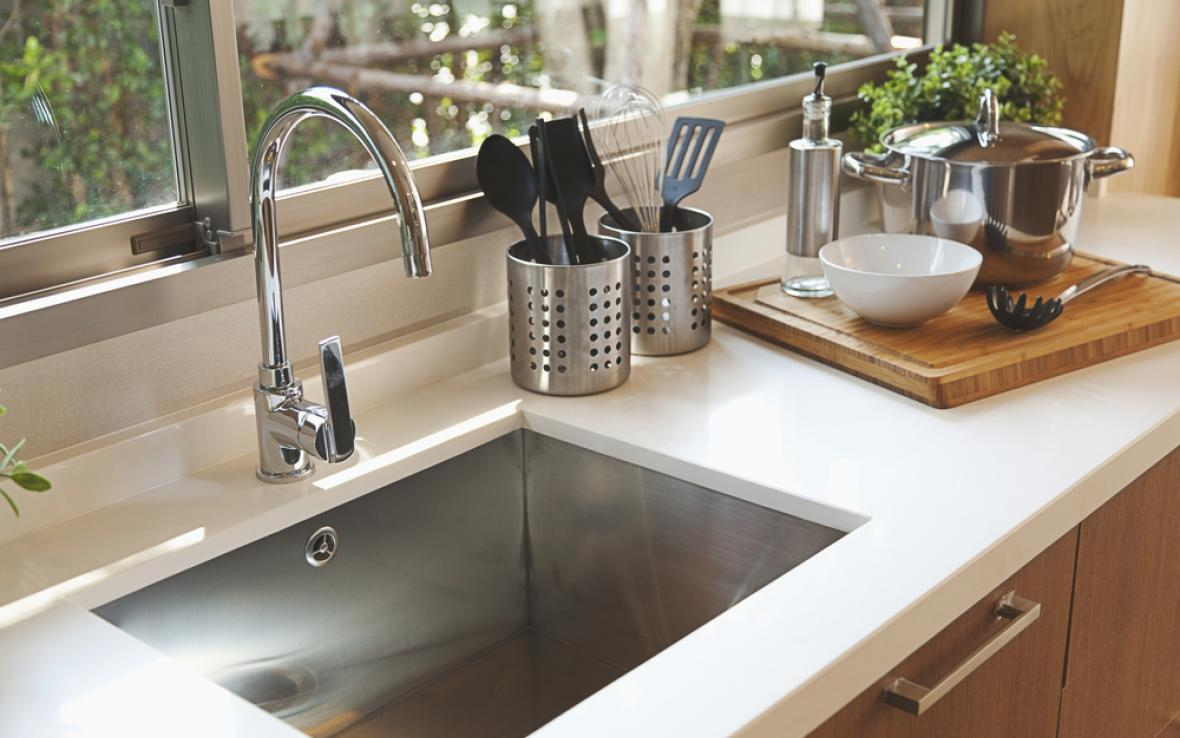 Kitchen Sink Drain Cleaning Services in Downers Grove, Illinois