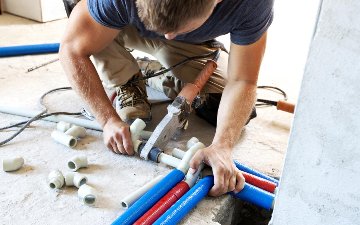 Water Line Repair, Installation, & Replacement Services