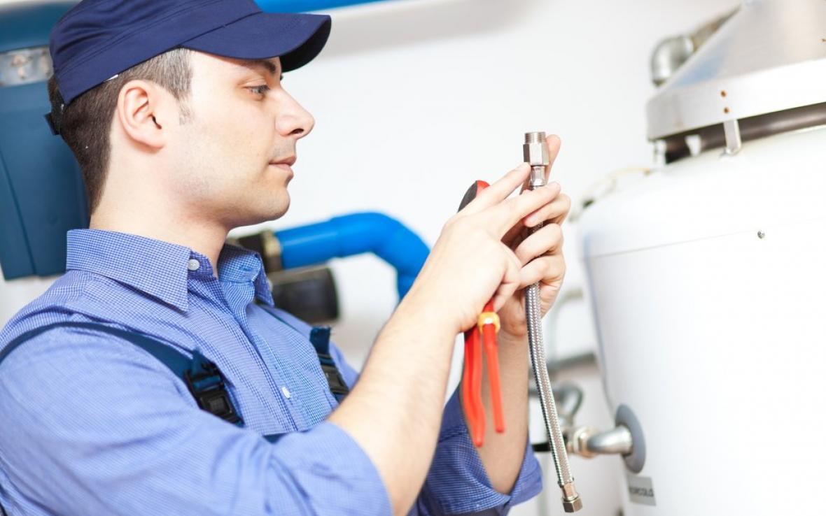 Water Heater Repair & Installation Plumbing Services
