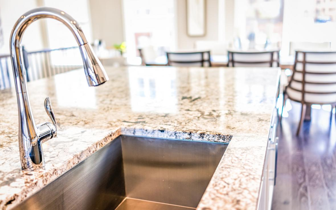 Kitchen Faucet Installation in Downers Grove, IL