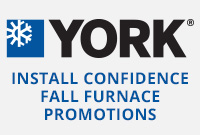 York Fall Furnace Promotions